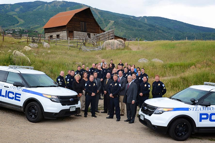 Steamboat Police Dept
